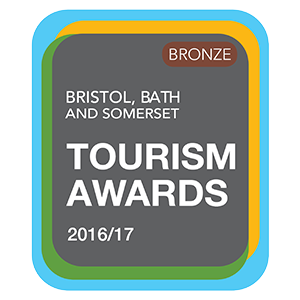 Bristol, Bath & Somerset Tourism Award