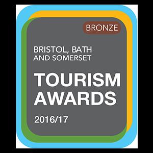 Bristol, Bath & Somerset Tourism Award