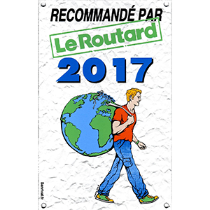Recommended Le Routard