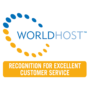 Worldhost Excellence Award