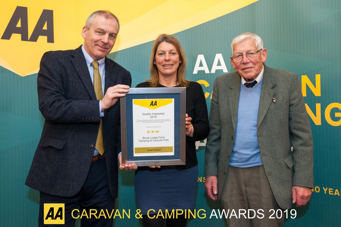 Brook Lodge Farm Camping & Caravan Park Ltd near Bristol Airport